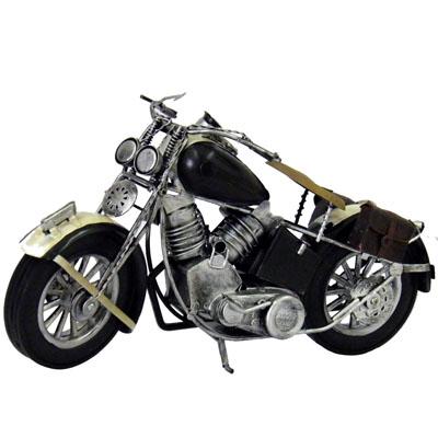 Moto motocicleta Vintage item de colecionador crianca adulto decoracao (4028)