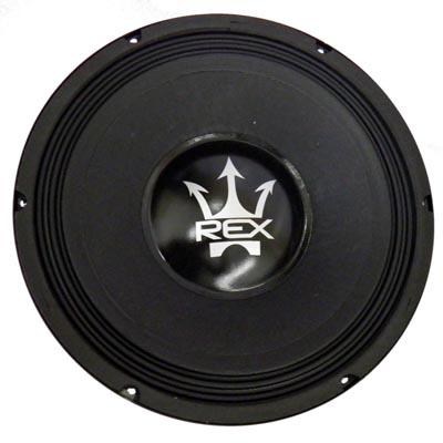 Subwoofer Magnum Bass  12 Polegadas 400w Rms Alto Falante Som automotivo (AF12rex400)