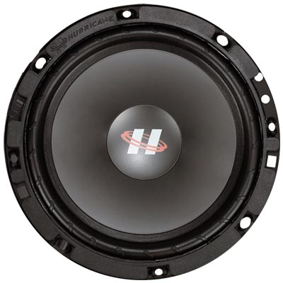 Kit 2 vias completo tweeter woofer crossover alto falante som automotivo audio carro tunning (cp1.6)