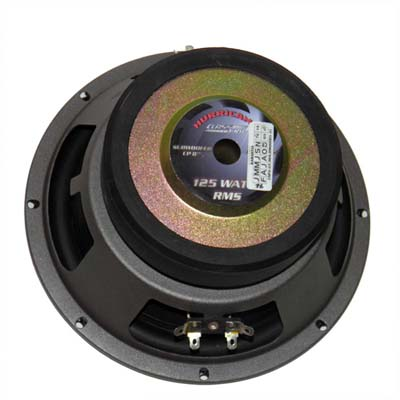 Subwoofer 8 polegadas 1000W PMPO 125W RMS som automotivo tunning carro (CP.8)