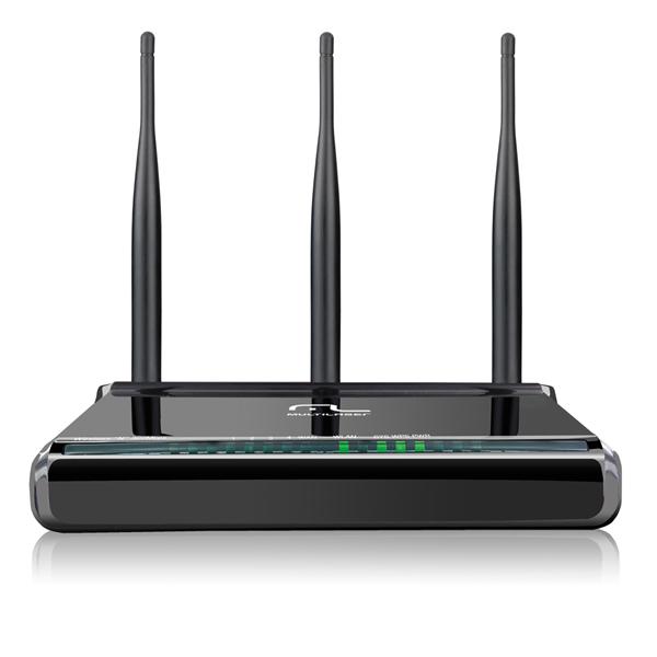 Roteador Wireless 3 antenas 300Mpbs wifi rede Celular Tablet PC computador rede computadores (RE063)