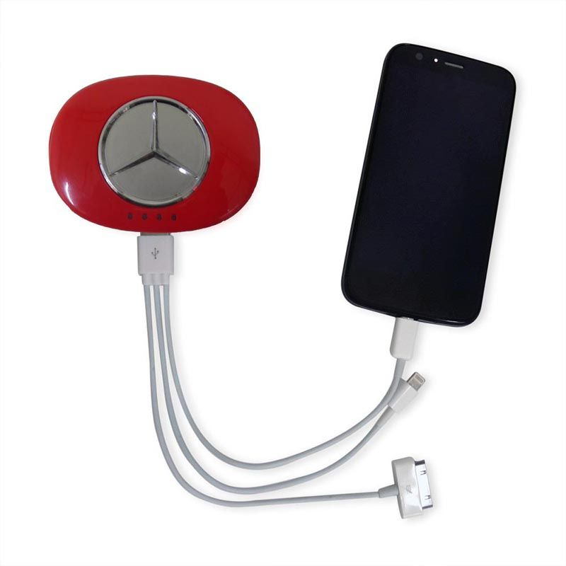 Carregador Portatil Emergencia Bateria Iphone Celular Ipad (powerbankcarros)