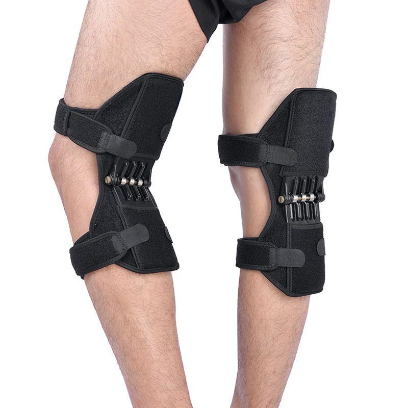 Joelhos Force Articulação Apoio Suporte Joelheira o par Ajuda Exercicio