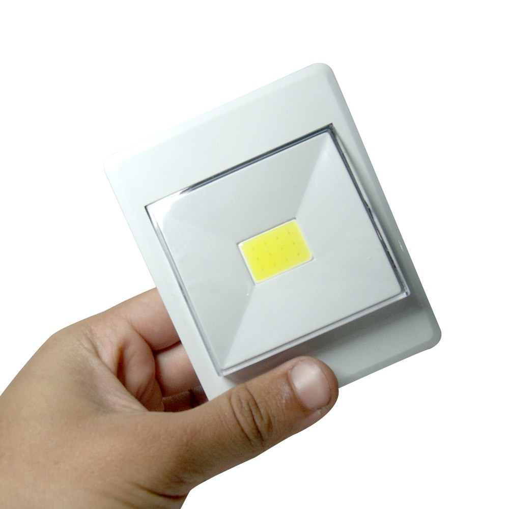 Mini Luminaria Luz Led Para Armario Closet Multifuncional Portatil (MC40661)