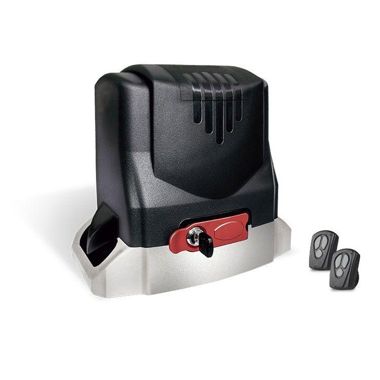 Motor Para Portão Automatico Bivolt Deslizante Painel 1/3 Controle 100w (F15300)