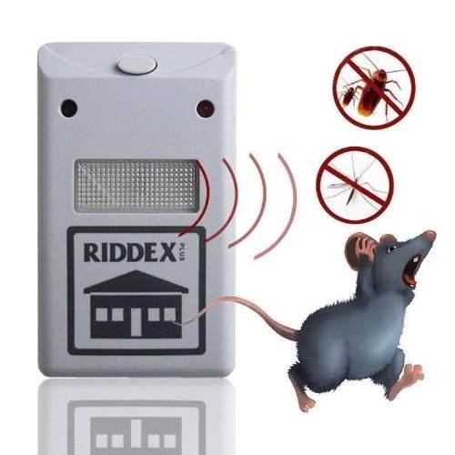 Repelente Eletrico Dengue Mosquitos Barata Rato Inseto Kit 8 Un  (888018)