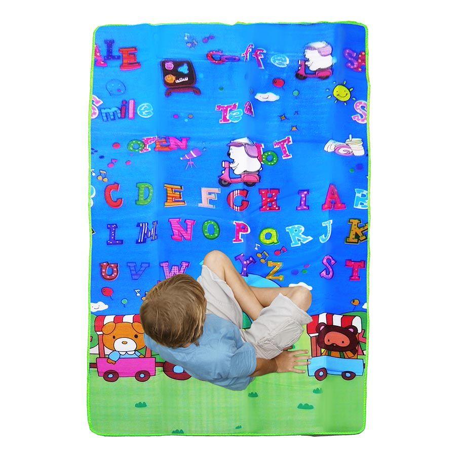 Tapete Infantil Para Criancas Anti Termico Portatil Lavavel Transporte Bebe (3049)