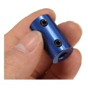 Acoplamento Não Flexível na Cor Azul de 5mm X 8mm para Impressora 3d CNC