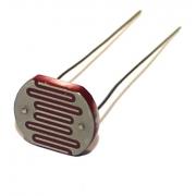Sensor De Luz Fotoresistor Ldr 5mm Gl5528 (Kit com 10 unidades)