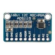 Conversor Analógico para Digital ADC ADS1115 I2C