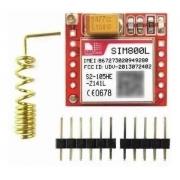 Módulo GPRS GSM SIM800L Sim800 SIM800 com Antena