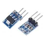 Modulo Regulador De Tensão Ams1117 P/ 3.3v P Esp8266 Arduino