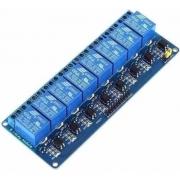 Módulo Relé 8 Canais 5v C/ Optoacopladores