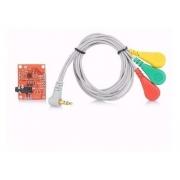 Sensor Ad8232 para Medição Ecg Pulso Cardíaco