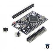 Placa Compatível Arduino Mega 2560 Pro Mini Ch340g 5v