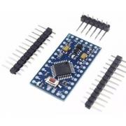 Placa Compatível Arduino Pro Mini 5 Atmega328 16mhz 5v