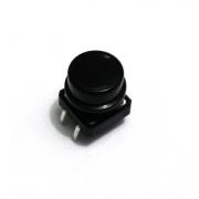 Push Button Botão Chave Táctil 12X12X7.5mm com Capa Colorida