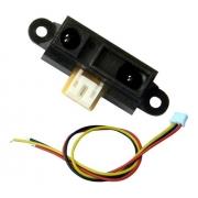 Sensor Sharp GP2Y0A21YK0F De Distância Por Infravermelho de 10 a 80cm