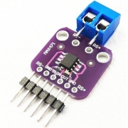 Sensor de Tensão e Corrente Max471 Gy471 Até 3a