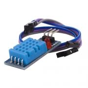 Sensor Umidade Temperatura Dht11+ Jumper