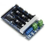 Shield Ramps 1.6 para Impressora 3d Reprap Graber