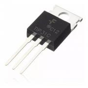 Transistor Tip31c Tip31 Npn To220 Fairchild