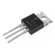 Transistor Tip41c Tip41 Npn To220 Fairchild