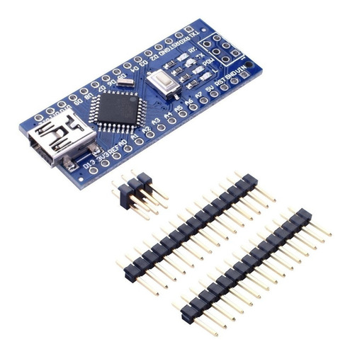 Arduino Nano V3 sem Pinos Solados Atmega328