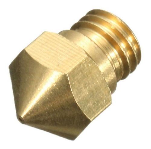 Bico Nozzle de 0,3mm para Filamento de 1,75mm