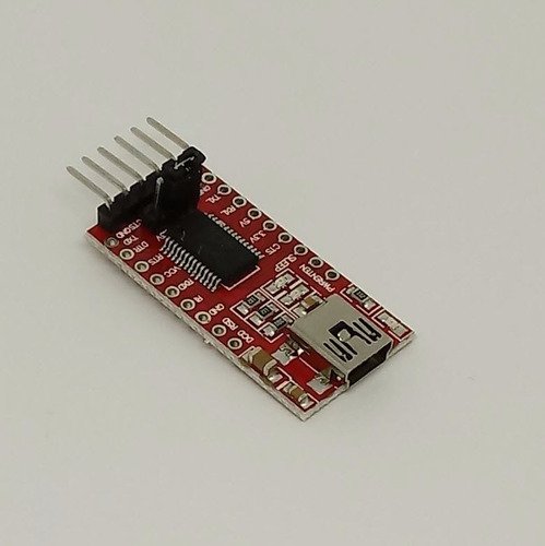 Conversor Usb Ttl Serial Ftdi Rs232 Ft232rl