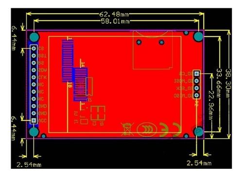 Display 1.8 Tft Lcd Modulo St7735 128x160