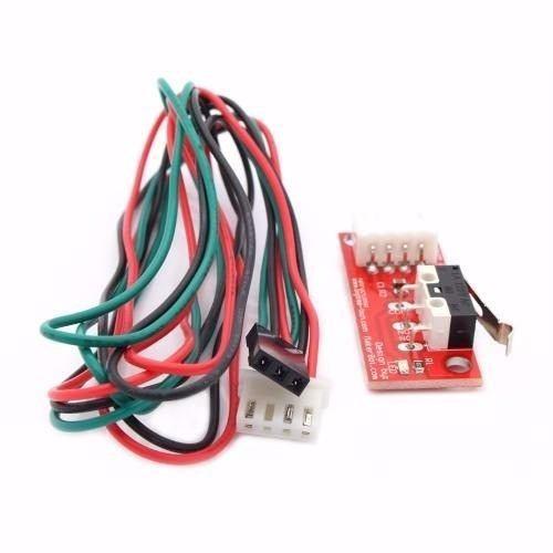 Endstop Switch Módulo Chave de Fim de Curso para Impressora 3d com Cabos