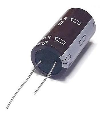 Capacitor Eletrolítico 10uf 16v Mini 5x11mm (Kit com 10 unidades)