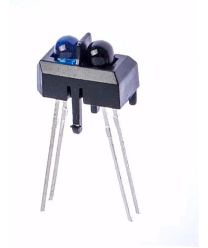 Sensor Reflexivo Ótico Infravermelho IR  TCRT5000 (Kit com 5 unidades)