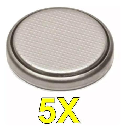Bateria Cr2025 Cr 2025 Pilha 3v Bios Relogio Balança (Kit com 5 unidades)