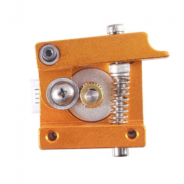 Kit Extrusora Mk8 CR10S Lado direito Makerbot Reprap Prusa I3