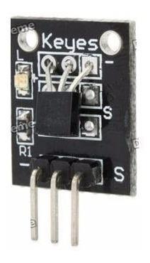 Sensor de Temperatura Ds18b20 Ky-001