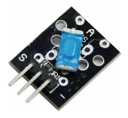 Sensor Tilt  Inclinação Impacto Ky-020