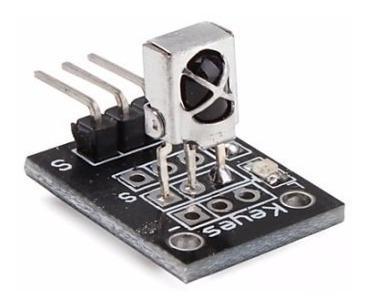 Sensor Receptor Infravermelho Ky-022