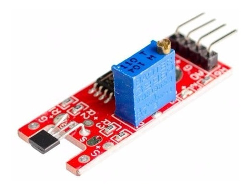 Ky-024 Sensor Linear Hall Magnetico