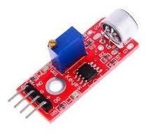 Sensor Ky-037 Detector Som Palma Microfone