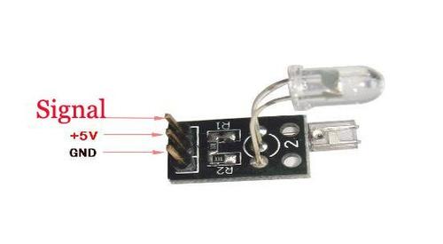 Sensor Batimento Cardiaco Infravermelho KY-039