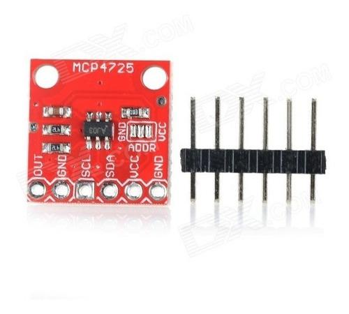 Conversor Digital Analógico I2C Mcp4725