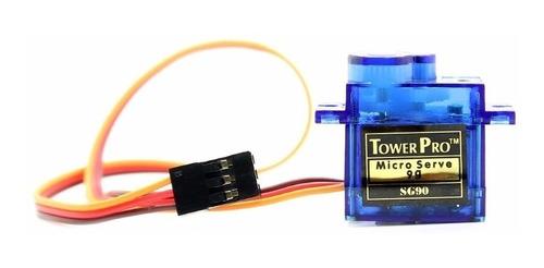 Micro Servo Motor Tower Pro Sg90 9g Arduino Rc Aeromodelo