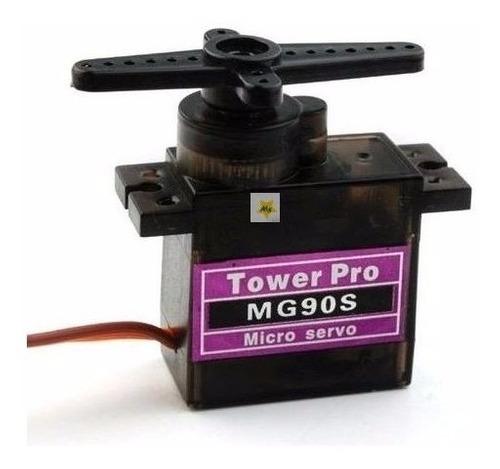 Micro Servo Tower Pro Mg90s Mg90 Metal Gear 2,2kg