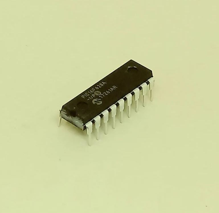 Microcontrolador Pic16f628a* Pic 16f 628a*
