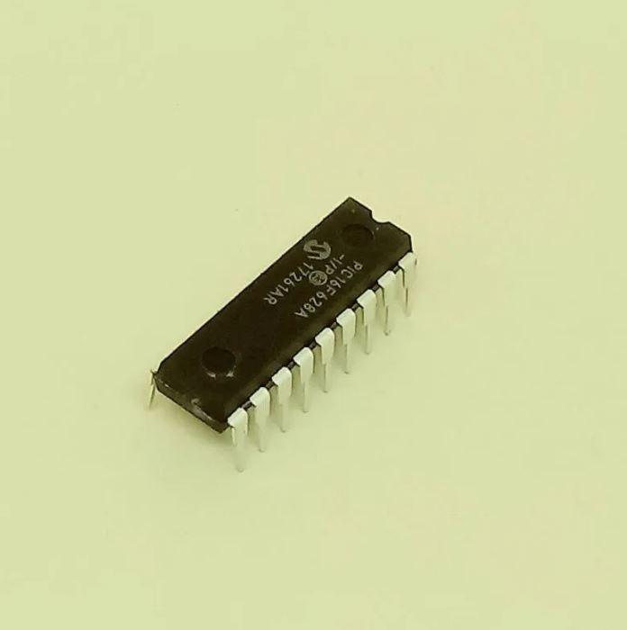 Microcontrolador Pic16f628a* Pic 16f 628a* (Kit com 10 unidades)