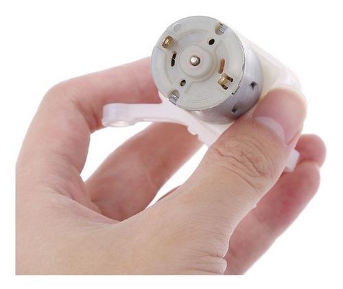 Mini Bomba De Água 12v Pulverização