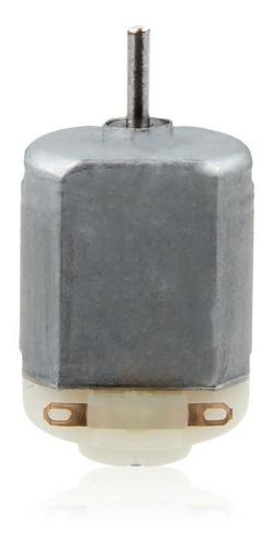 Mini Micro Motor de 3v a 6v Dc 12000 Rpm 12000rpm