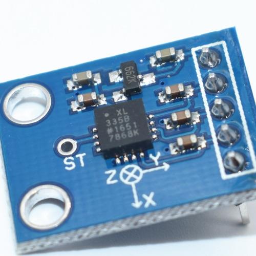 Acelerômetro 3 Eixos Adxl335 Gy-61